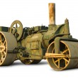 Vintage Steam Roller - Photo