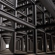 Structural Abstract - Stockfoto