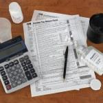 Tax Season — Stock Photo #13454294