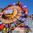 Stock Photo: Amusement Park Ride