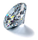 Glittering Diamond — Stock Photo