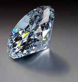 Glittering Diamond — Foto de Stock