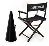 The director — Stock Photo