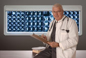 Physician — Stock Photo