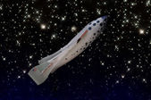 Space Ship One — Stock Photo