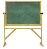 Swiveling Chalkboard — Stock Photo