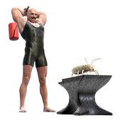 Termite Control — Stock Photo