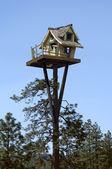 Tree House — Stock Photo