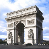 Triomphe — Stock Photo