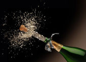 Un-Corked — Stock Photo