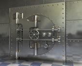 Vintage Safes — Stock Photo