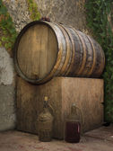 Wine Vat — Stock Photo