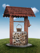 Wishing well — Stock Photo