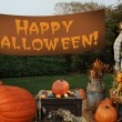 Happy Halloween — Stockfoto