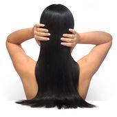 Glamour Hair — Stock Photo