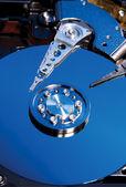 жесткий диск компьютера — Стоковое фото