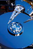 Pevný disk počítače — Stock fotografie