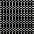Hexagonal mesh - Stock Photo