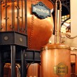 Old-Fashoned Brewery — Stock Photo