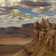 Hang Gliding Canyon - Photo