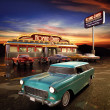 American Diner — Stock Photo #13471707