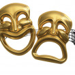 Opera and Musical Theatre — Stock Photo