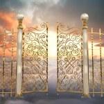 Pearly Gates — Stock Photo