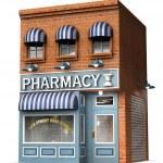 Drug Store — Stock Photo #13471977