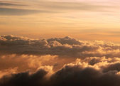 High altitude cloudscape — Stock Photo
