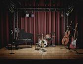 Jazz Concert — Stock Photo