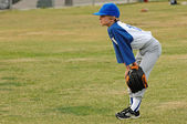 Little League — Stock Photo