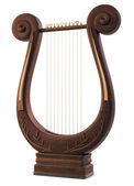 Stringed lyre — Stock Photo