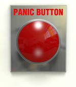 Panic Button — Foto de Stock