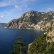Italian Amalfi Coast — Stock Photo