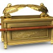Ark of the Covenant - Stock Photo