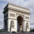 Arc de Triomphe — Stock Photo #13481792