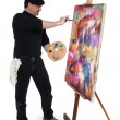 The Artist — Stock Photo