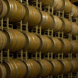 Barrel Room Horizontal - Stock Photo