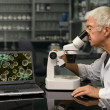 bio-technologie — Stockfoto