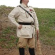 Stock Photo: Boer Officer
