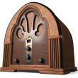 Royalty-Free Stock Photo: Cathedral Radio