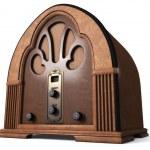 Cathedral Radio — Stock Photo