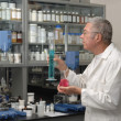 Chemist in Lab — Stock Photo #13483310
