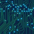 Circuit board - Stockfoto