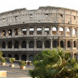 Coliseum by day - Stock Photo