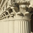 Corinthian Columns - Stock Photo