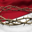 Crown of Thorns - Stock Photo