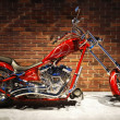 Chopper — Stockfoto