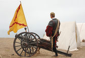 16th Century Spanish Artillery — Stock Photo