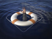 Lifesaver — Stockfoto